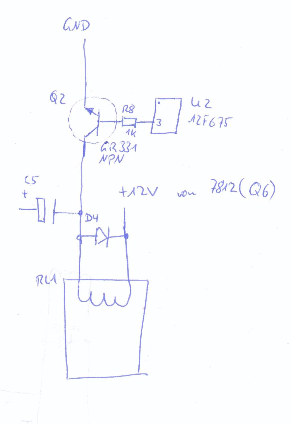 Tolle Nebelmaschine Schaltplan Bilder - Der Schaltplan - triangre.info